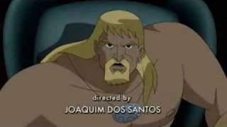 Aquaman On Justice League Unlimited