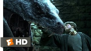 Harry Potter And The Chamber Of Secrets (5/5) Movie CLIP