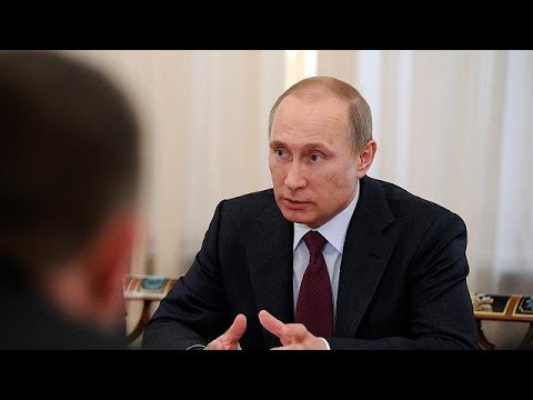Putin plays gas card in Ukraine and threatens to cut off supplies