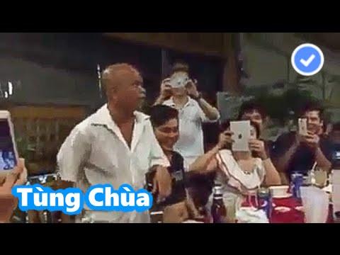 Tùng Chùa Giao Lưu Trong Buổi Tiệc Lớn Ở HCM |TOP Clip TM