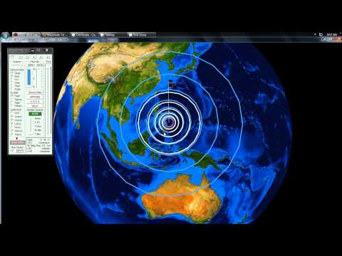 8/31/2012 -- 7.6 magnitude earthquake in Philippines