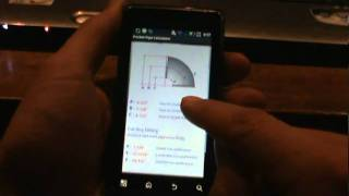 Pocket Pipefitter Calculator For Android Phones