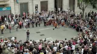 Flashmob Flash Mob: Ode an Die Freude ( Ode to Joy ) Beethoven Symphony No.9 Classical Music