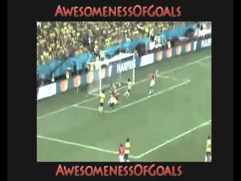 BRAZIL 0 - 1 CROATIA MARCELO (OWN GOAL) -  FIFA WORLD CUP 2014 HIGHLIGHTS