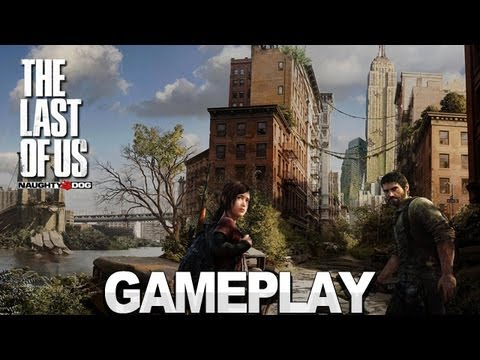 The Last of Us Gameplay Demo