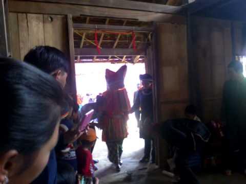 Đám cưới người dân tộc Dao - Nam Cường, Chợ Đồn, Bắc Kạn