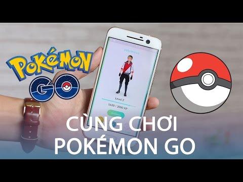 Vật Vờ| Cùng tải về chơi Pokemon Go: