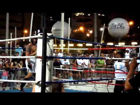 CAPOEIRA NO MMA CM MESTRE BESOURO PAULO MAJOR E DAVI FERREIRA.