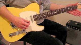 Guitar Lesson: Honky Tonk Women