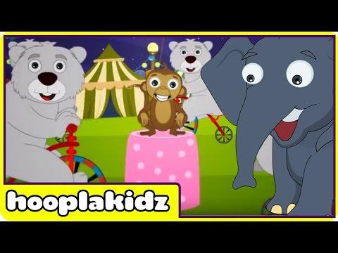 The Animal Fair - Nursery Rhyme