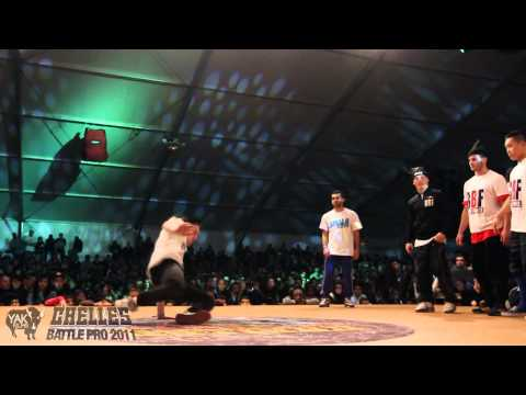 Chelles Battle Pro 2011 OFFICIAL RECAP by YAK FILMS