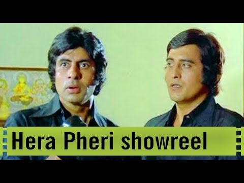 Digital Restoration Showreel - Hera Pheri