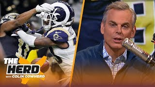 Colin Cowherd on future of expanding video replay, talks Wentz & Eagles' tension   NFL   THE HERD