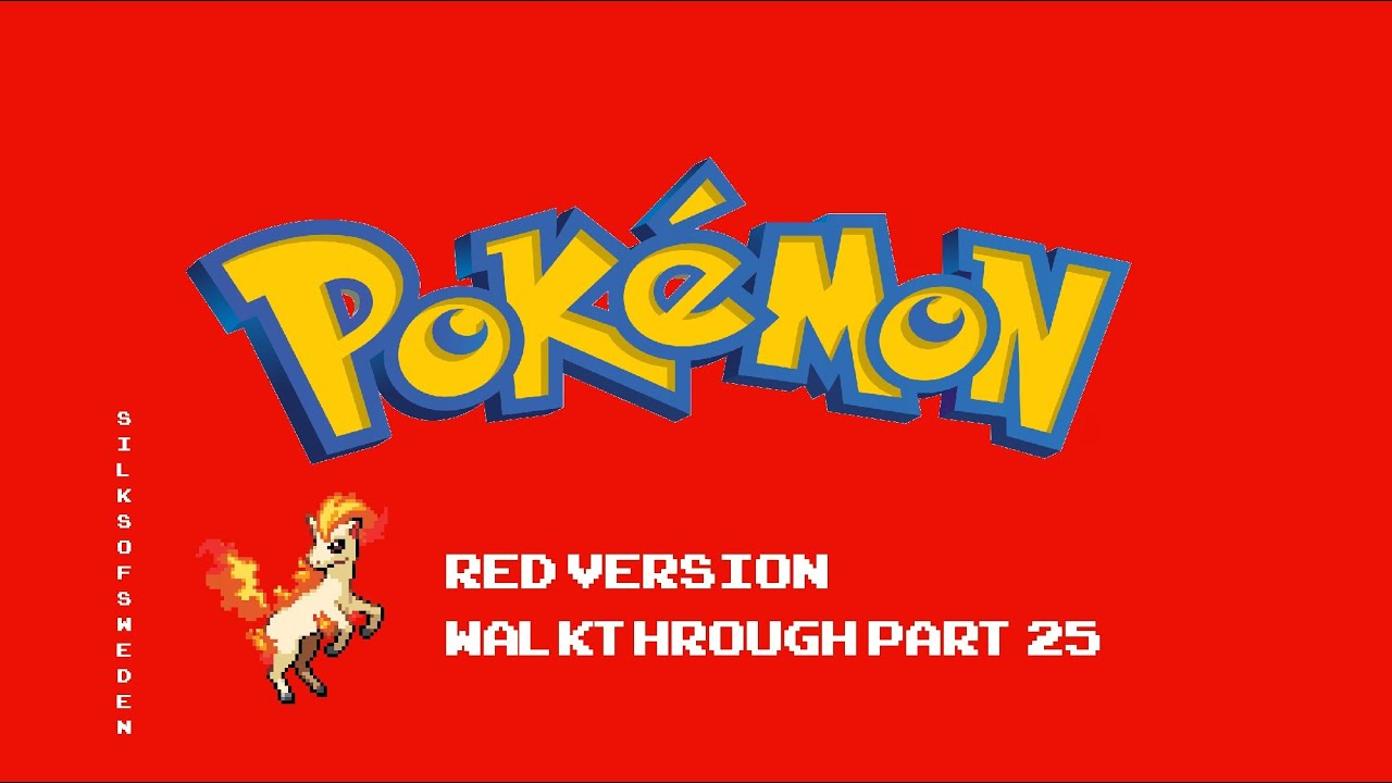 Pokemon red version strategy guide pdf