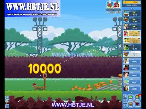 Angry Birds Friends Tournament Level 5 Week 97 (tournament 5) no power-ups