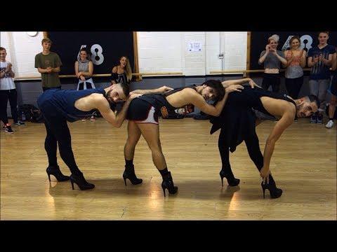 Coreografía de Yanis Marshall con los éxitos de Beyoncé