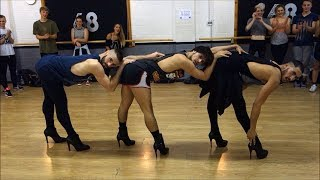 Beyonce Choreography