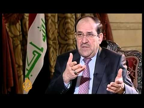 Iraq's Maliki warns protesters to end rallies