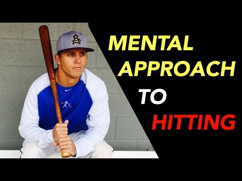 How To: Mental Approach To Hitting