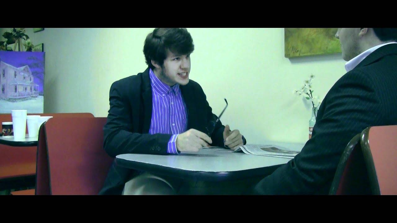 Employment Interview of R P Sinha