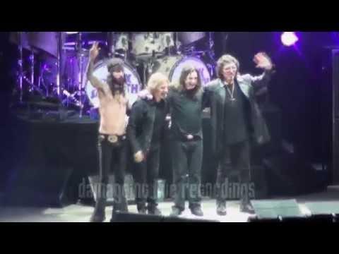 Black Sabbath - Paranoid (Live @ Budapest 2016)
