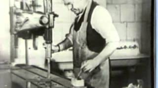 We're On The Spot WWII Industrial Safety Film 1942