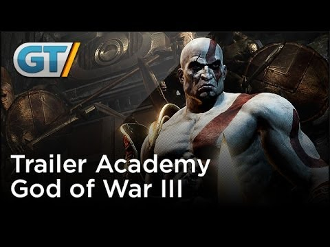 Trailer Academy - God of War III