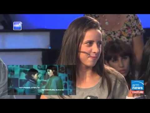 Christine Pepelyan - Mayrik // Yerevann e xosum // Programm
