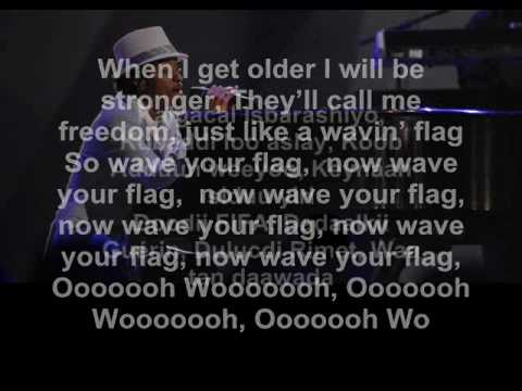 flag song world cup