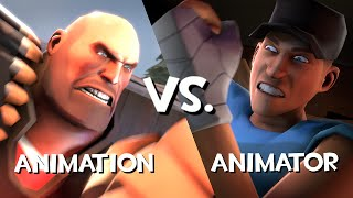 Animácia vs Animátor