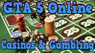 """GTA 5 Online"" Gambling And Casino DLC Confirmed! ( Bet"