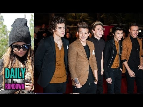 Selena Gomez Speaks Out After Rehab, One Direction on Glee!?