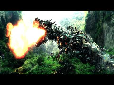 Transformers Movies Music Video | New Divide | Linkin Park