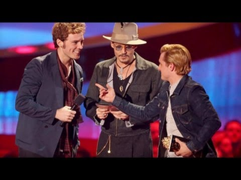 MTV Movie Awards 2014 - 'The Hunger Games : Catching Fire' Wins Movie Of The Year