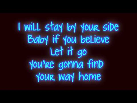 Jay Sean - Home [LYRICS ON SCREEN]