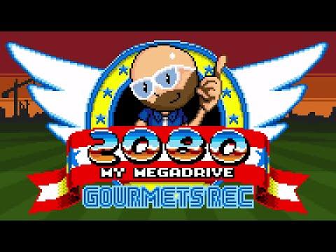 2080 - My Megadrive [music video]