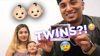WE'RE HAVING TWINS ?!