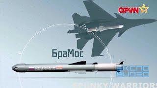 Tin chính thức: Việt Nam xác nhận mua tên lửa BrahMos của Ấn Độ