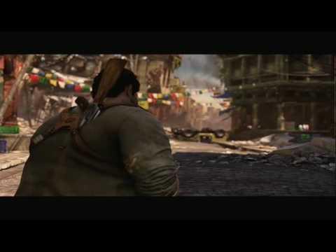 Uncharted 2: Толстый герой боевика