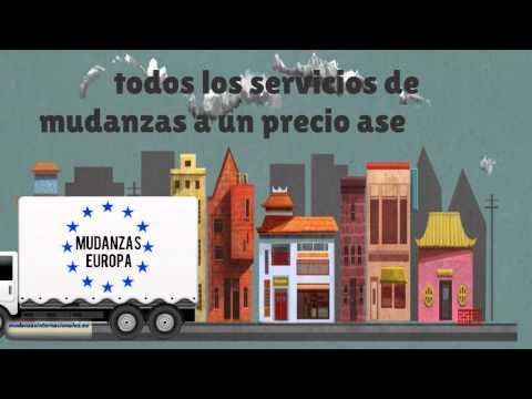 Thumbnail of video Mudanzas y grapajes internacionales - presupuestos y precios.