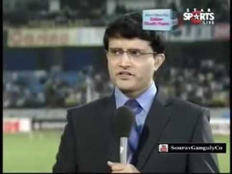 The Greatness of Sachin Tendulkar As Explained by Sourav Ganguly