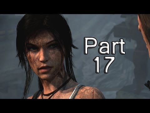 Tomb Raider Definitive Edition Walkthrough Part 17 StormGuard Sanctum Tomb (Xbox One/Ps4)