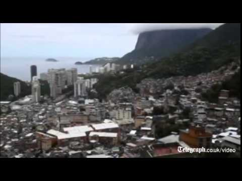 World Cup: violence flares in Brazil favela