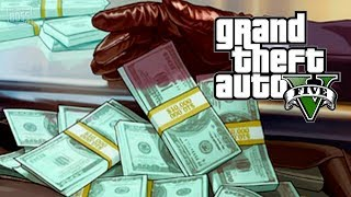 GTA 5 Online: 25,000 Dollars In 6 Minutes! Fast Money