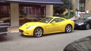 Mega Track, Ferrari X6, GAZ 13, Quattroporte, Lincoln Continental - Monte Carlo