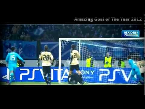 [HD] Amazing Goal of The Year 2012 TOP 50 Goals |   