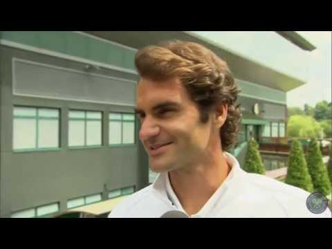 Roger Federer's perfect day at Wimbledon - Wimbledon 2014