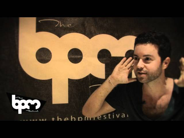 The BPM Festival 2011 - Artist Spotlight - Sean Miller