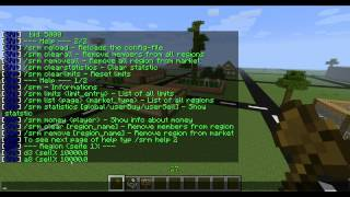 Minecraft Region Plugin