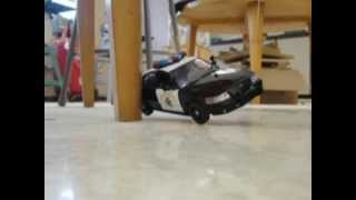 Police Chase Stop Motion- Fast And Furious